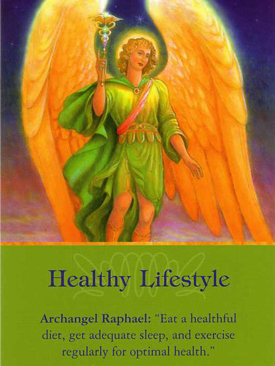 Free Angel Card Reading - Archangel Cards
