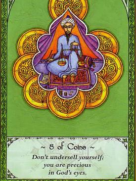 Free Oracle Card Reading - Rumi Tarot
