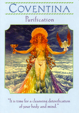 Coventina: Goddess Guidance Oracle Cards