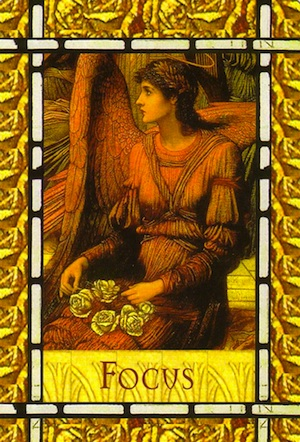 Healing With The Angels - Focus