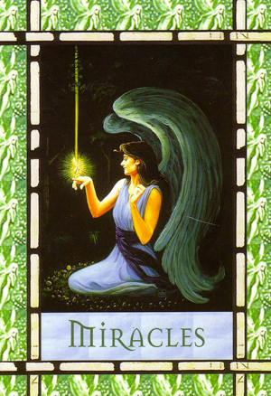 Miracles: Healing With the Angels Oracle Cards