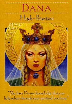 Goddess Guidance Cards