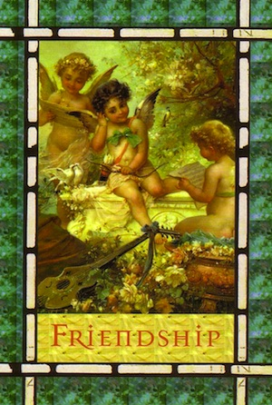Daily Angel Card Reading: Friendship