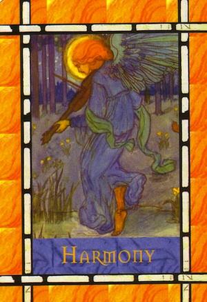Angel Card Harmony
