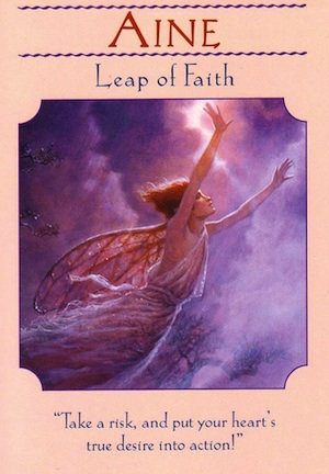Aine - Leap of Faith