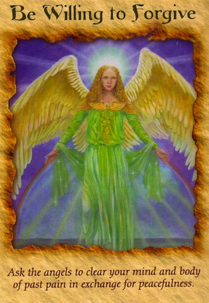 Angel Forgiveness