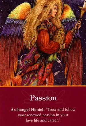 Archangel-Haniel-Passion