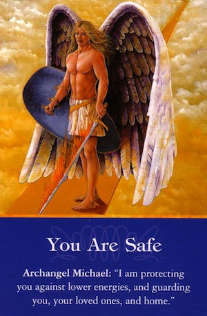 Archangel-Michael-Safe