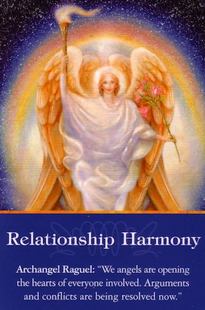 raguel the relationship angel