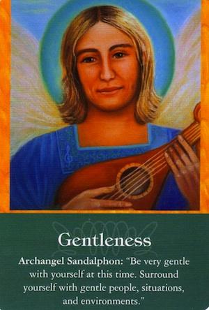Archangel-Sandalphon-Gentleness