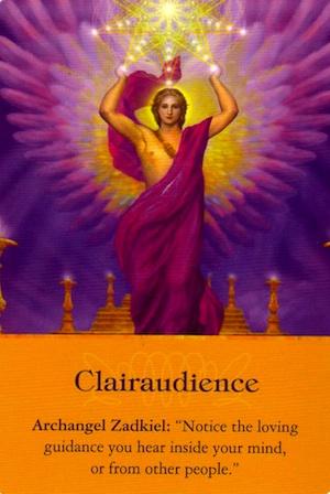 Archangel-Zadkiel-Clairaudience