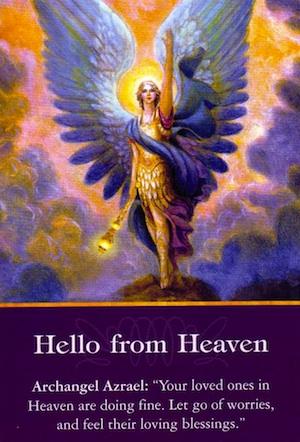 Archangel-Azrael