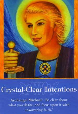 Archangel Michael Free Card Reading