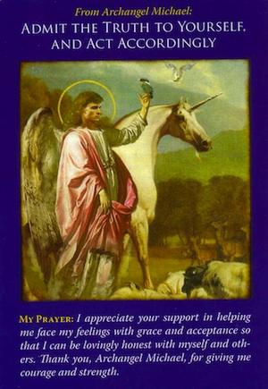 Archangel Michael: Admit-the-Truth