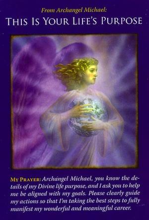 Archangel Michael - Life-Purpose