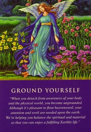 ground-yourself