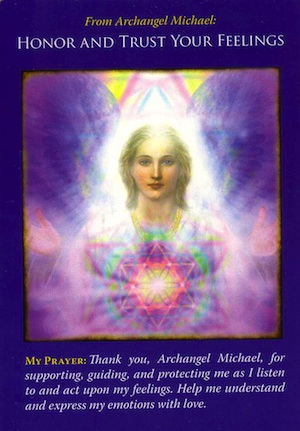 Message From Archangel Michael: Honor and Trust Your Feelings | Free