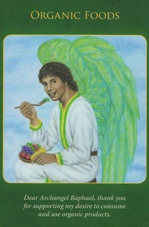 Archangel-Raphael-Organic-Food