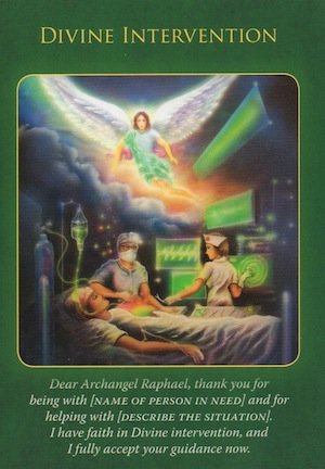 angel oracle cards free readings